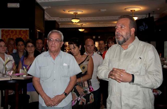 El Ministro de Turismo Manuel Marrero / Foto Alexis Rodríguez