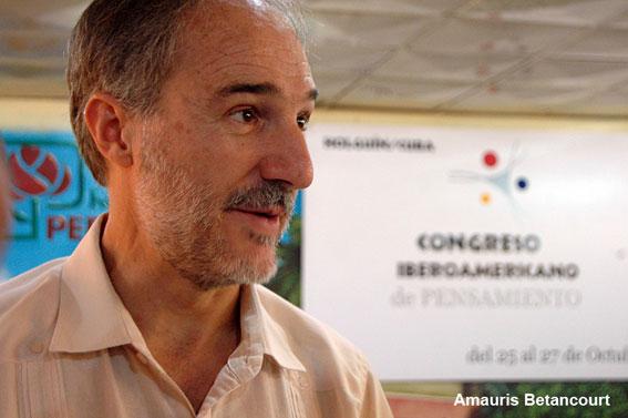El Excelentísimo Señor Embajador de España, Francisco Montalbán Carrasco